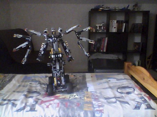 [MOC] Le MOC épique : The Robot Tphoto11