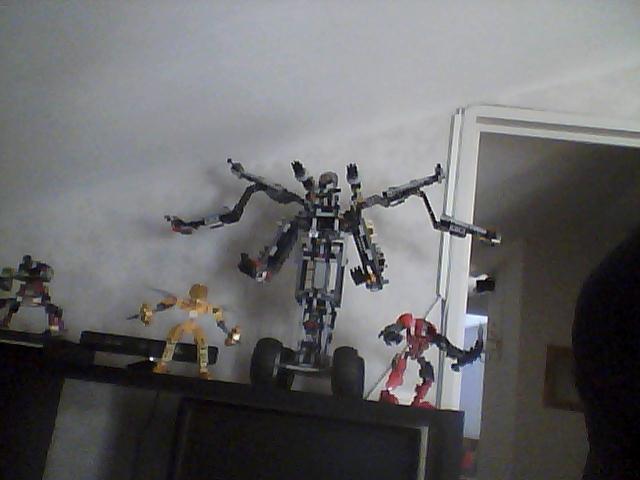 [MOC] Le MOC épique : The Robot Tphoto12