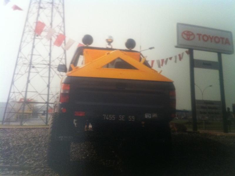 Mon coup de foudre c'est mon Hummer, mais ma toute première amour c'est une... et vous!!! Img_0811