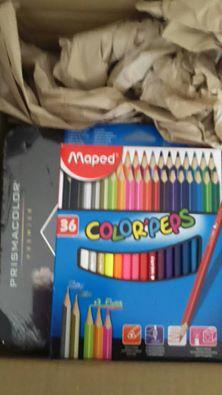 Prisma Soft Core coloré crayons 150 pièces,votre avis,merci :-) Coli11