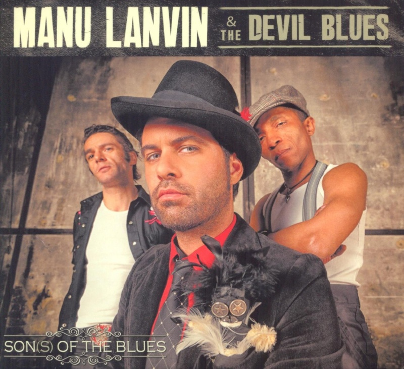Manu LANVIN & The Devils Blues Son(s) of the Blues 81yqvq10