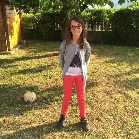 Anniv Coco 11 ans - foot Coco_210