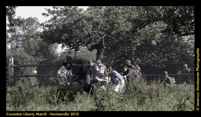 les photos  de la carentan liberty march. de jean luc vandoorne Jlv_cl13