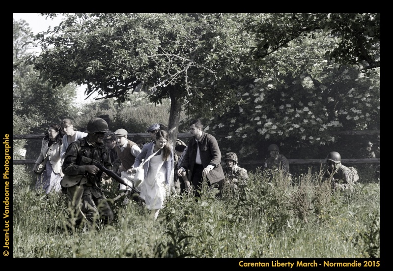 les photos  de la carentan liberty march. de jean luc vandoorne Jlv_cl14