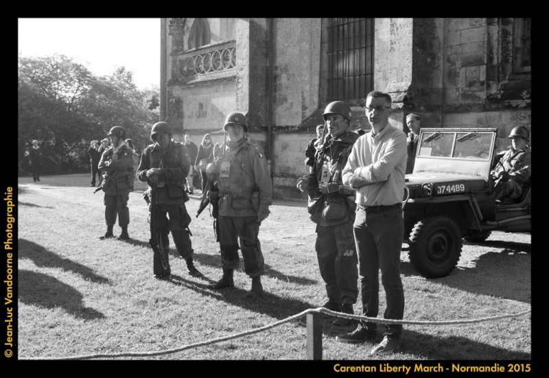 les photos  de la carentan liberty march. de jean luc vandoorne Jlv_cl30