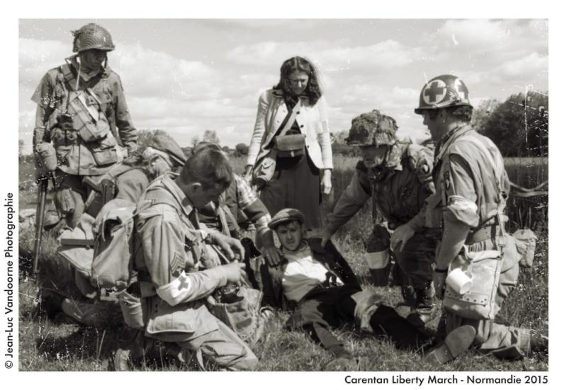 les photos  de la carentan liberty march. de jean luc vandoorne Jlv_cl37