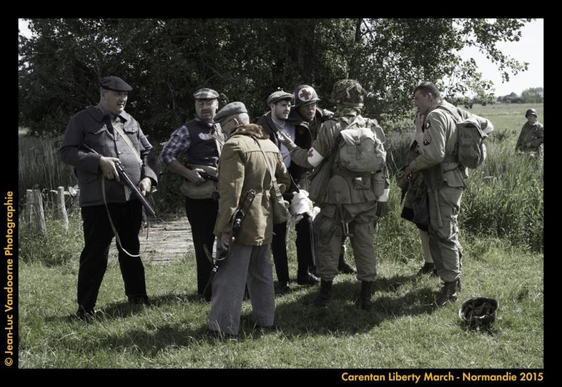 les photos  de la carentan liberty march. de jean luc vandoorne Jlv_cl38