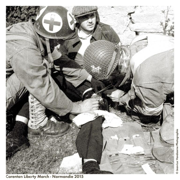 les photos  de la carentan liberty march. de jean luc vandoorne Jlv_cl40