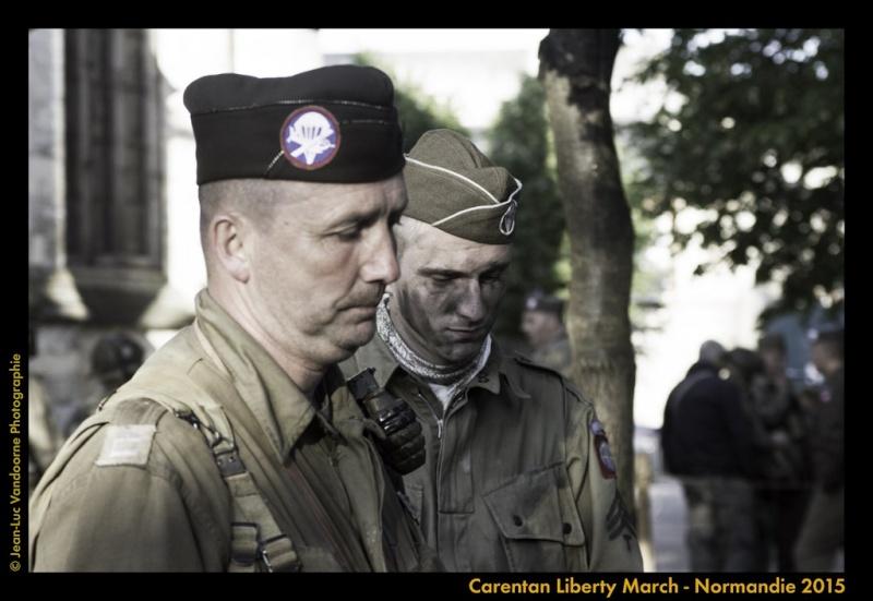 les photos  de la carentan liberty march. de jean luc vandoorne Jlv_cl44