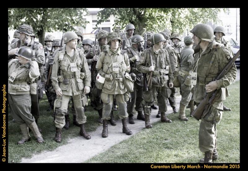les photos  de la carentan liberty march. de jean luc vandoorne Jlv_cl47