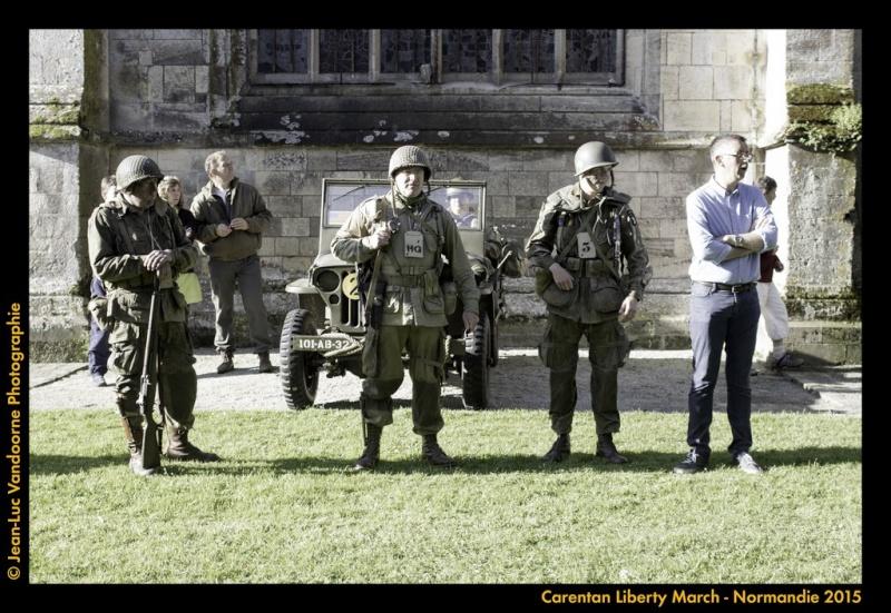 les photos  de la carentan liberty march. de jean luc vandoorne Jlv_cl48