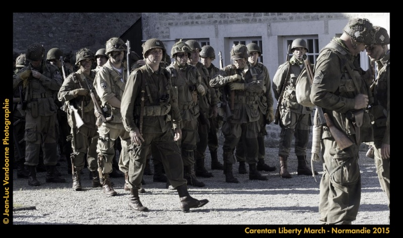 les photos  de la carentan liberty march. de jean luc vandoorne Jlv_cl55