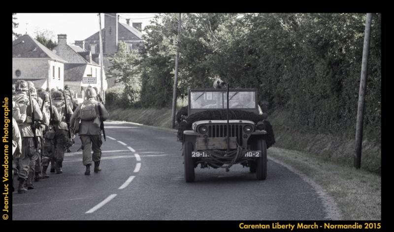 les photos  de la carentan liberty march. de jean luc vandoorne Jlv_cl57