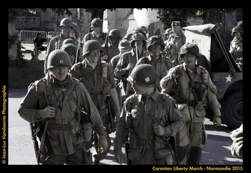 les photos  de la carentan liberty march. de jean luc vandoorne Jlv_cl58
