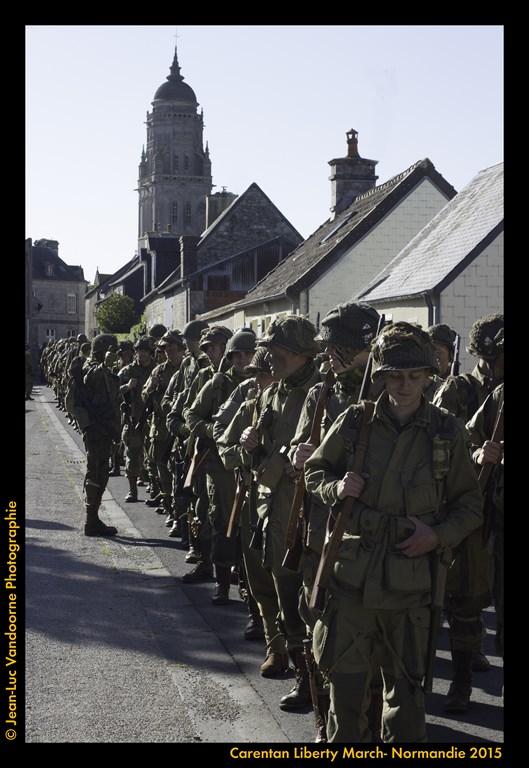 les photos  de la carentan liberty march. de jean luc vandoorne Jlv_cl59