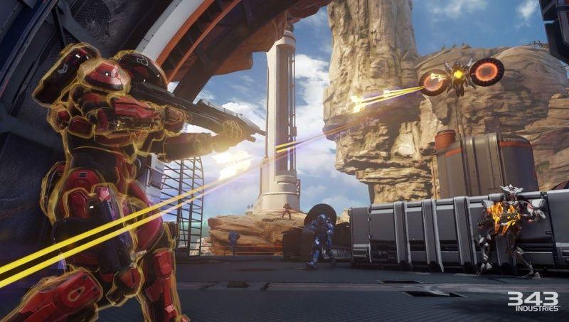 Maps de Halo 5: Guardians (Halo 5/Eden/Crossfire/Truth/Fathoms/Empire/Breakpoint/Forge/Regret/Valhalla/Meltdown/Adrift/Abandon/À la dérive/Complexe/Ragnarok/Solace/Plan/Exil/Refuge/Haven/Longbow/Race tracks/Weapons Location/Warhouse/Wraparound/Remake) Captur17