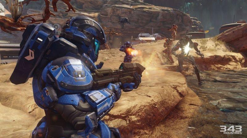 Maps de Halo 5: Guardians (Halo 5/Eden/Crossfire/Truth/Fathoms/Empire/Breakpoint/Forge/Regret/Valhalla/Meltdown/Adrift/Abandon/À la dérive/Complexe/Ragnarok/Solace/Plan/Exil/Refuge/Haven/Longbow/Race tracks/Weapons Location/Warhouse/Wraparound/Remake) Captur18