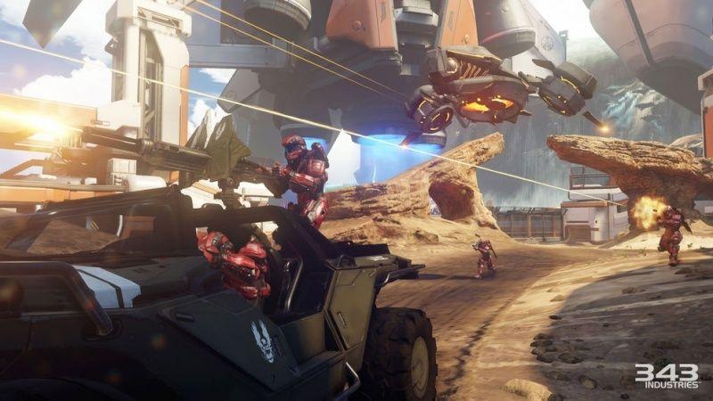 Maps de Halo 5: Guardians (Halo 5/Eden/Crossfire/Truth/Fathoms/Empire/Breakpoint/Forge/Regret/Valhalla/Meltdown/Adrift/Abandon/À la dérive/Complexe/Ragnarok/Solace/Plan/Exil/Refuge/Haven/Longbow/Race tracks/Weapons Location/Warhouse/Wraparound/Remake) Captur19