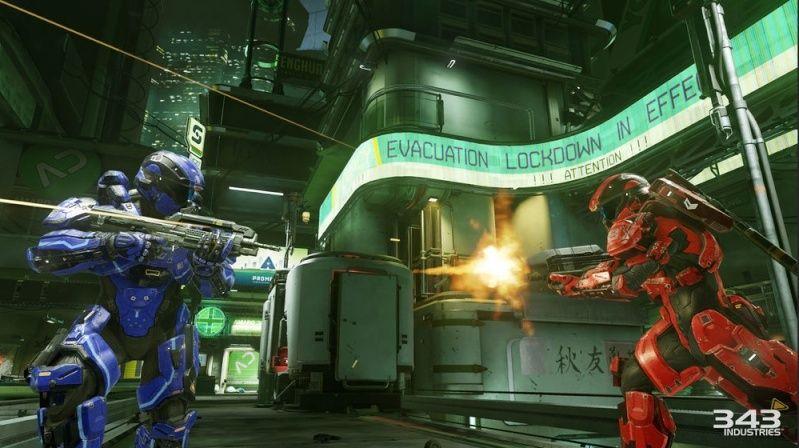 Maps de Halo 5: Guardians (Halo 5/Eden/Crossfire/Truth/Fathoms/Empire/Breakpoint/Forge/Regret/Valhalla/Meltdown/Adrift/Abandon/À la dérive/Complexe/Ragnarok/Solace/Plan/Exil/Refuge/Haven/Longbow/Race tracks/Weapons Location/Warhouse/Wraparound/Remake) Captur26
