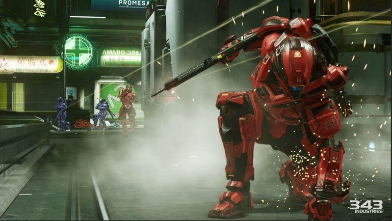 Maps de Halo 5: Guardians (Halo 5/Eden/Crossfire/Truth/Fathoms/Empire/Breakpoint/Forge/Regret/Valhalla/Meltdown/Adrift/Abandon/À la dérive/Complexe/Ragnarok/Solace/Plan/Exil/Refuge/Haven/Longbow/Race tracks/Weapons Location/Warhouse/Wraparound/Remake) Captur27