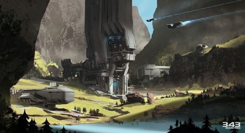 Maps de Halo 5: Guardians (Halo 5/Eden/Crossfire/Truth/Fathoms/Empire/Breakpoint/Forge/Regret/Valhalla/Meltdown/Adrift/Abandon/À la dérive/Complexe/Ragnarok/Solace/Plan/Exil/Refuge/Haven/Longbow/Race tracks/Weapons Location/Warhouse/Wraparound/Remake) Captur29
