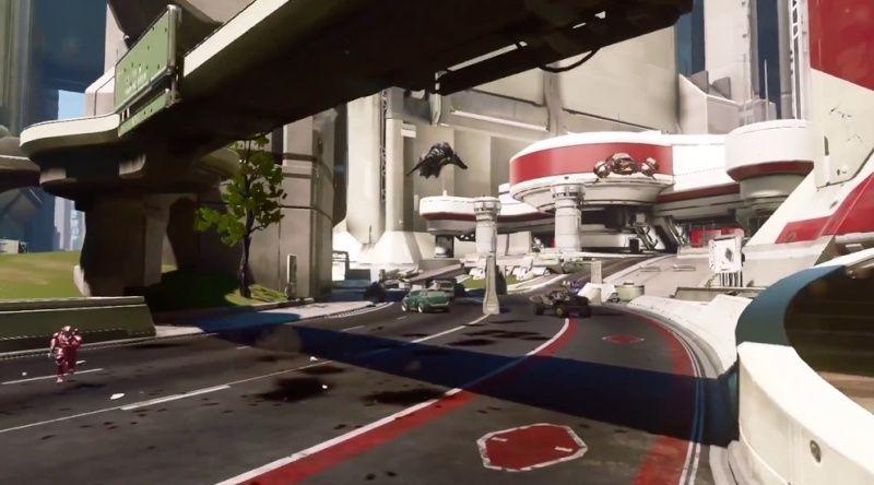 Maps de Halo 5: Guardians (Halo 5/Eden/Crossfire/Truth/Fathoms/Empire/Breakpoint/Forge/Regret/Valhalla/Meltdown/Adrift/Abandon/À la dérive/Complexe/Ragnarok/Solace/Plan/Exil/Refuge/Haven/Longbow/Race tracks/Weapons Location/Warhouse/Wraparound/Remake) Captur31
