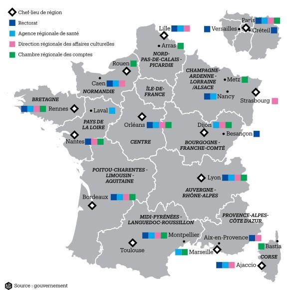 Pour Alain Boissinot, ancien recteur, il faut adapter le découpage académique aux nouvelles grandes régions de France. - Page 3 Region10