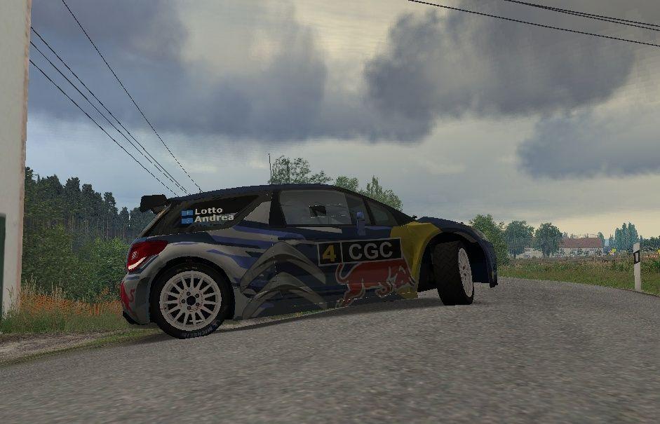 Cronica del Rally de Alemania R1 0110