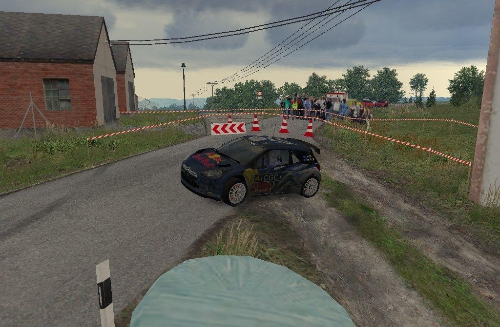 Cronica del Rally de Alemania R1 0310