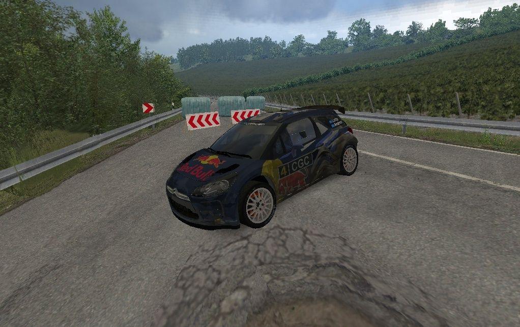 Cronica del Rally de Alemania R1 0410