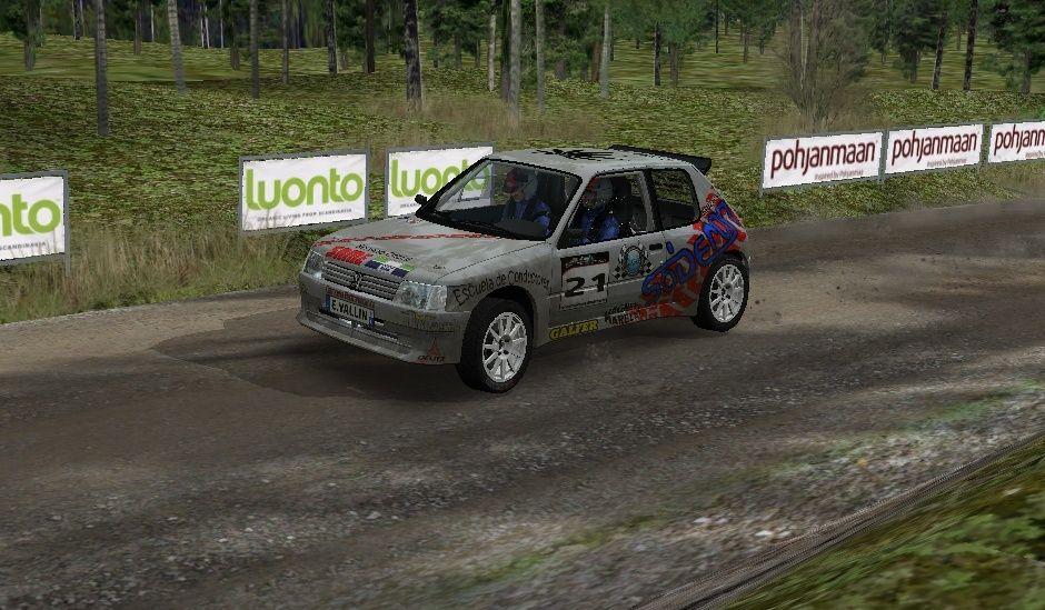 Crónica Rally  Finlandia R1 111