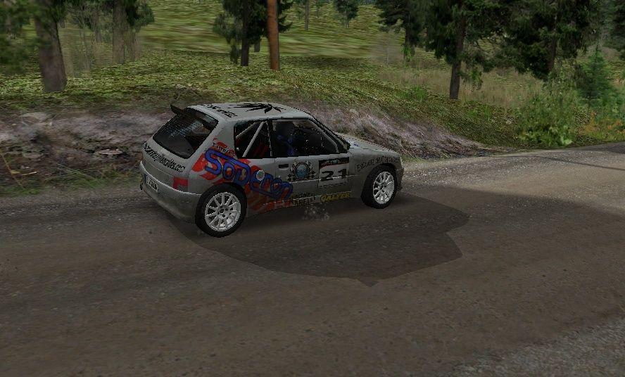 Crónica Rally  Finlandia R1 311