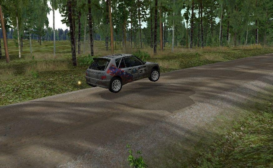 Crónica Rally  Finlandia R1 412