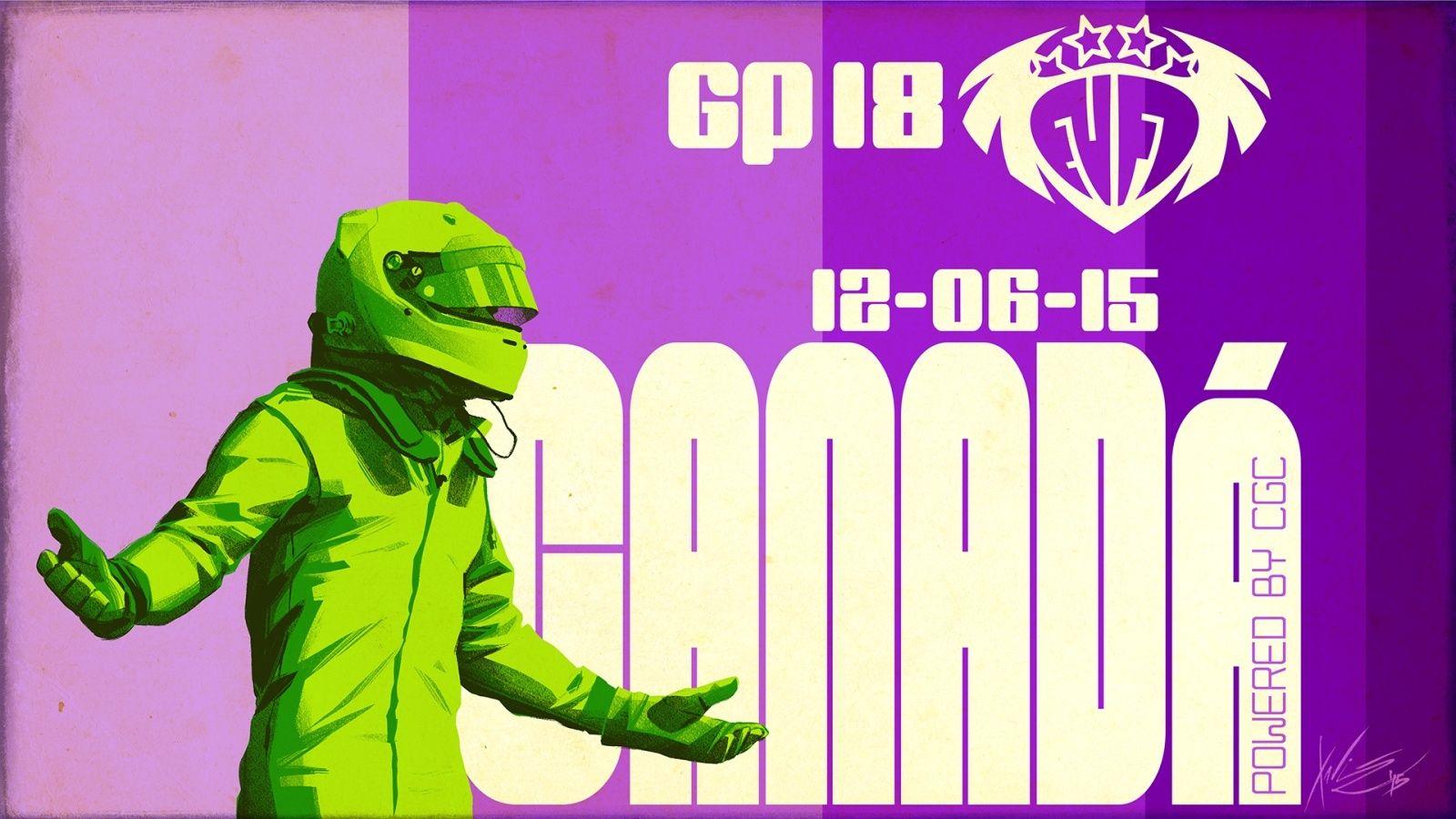 "[18/19] #EVF1 GP Canadá ""Montreal"" 12/06/15 Canady10"
