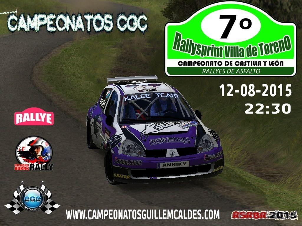 Rallyesprint Villa de Toreno 12/08/2015 Logo10