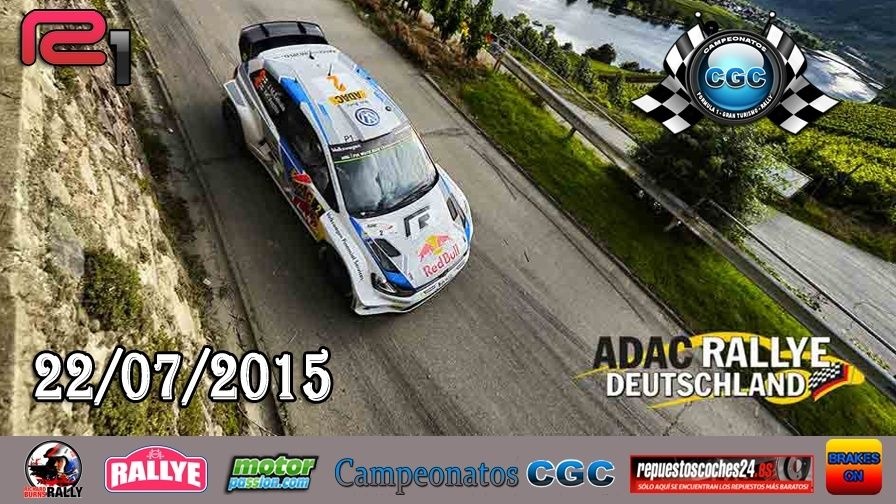 Roadbook  Rally Alemania R1 22/07/2015 Logo_r21