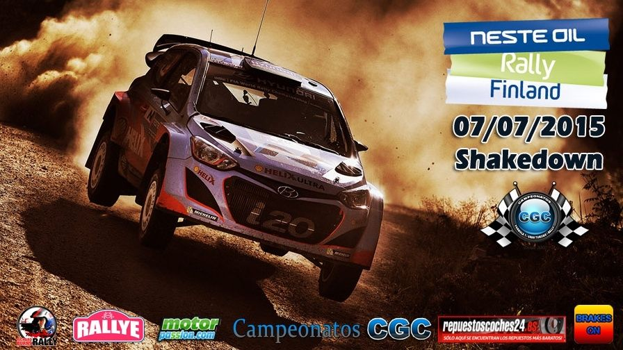 Confirmación Shakedown Rally Finlandia R1 07/07/2015 Logo_s12