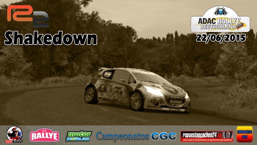Confirmación Shakedown Rally Alemania R2 22/06/2015 Shaked11