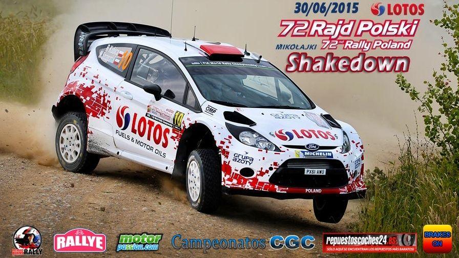 Confirmación Shakedown Rally Polonia R1 30/06/2015 Shaked13