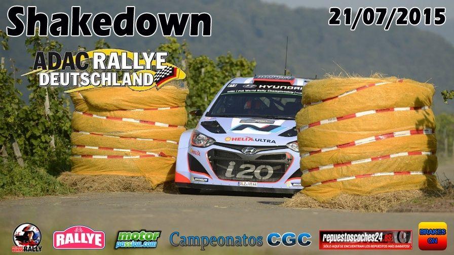 Confirmación Shakedown Rally  Alemania R1 21/07/2015 Shaked16