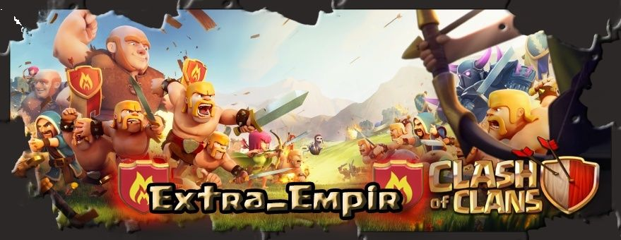 Extra-Empir - Clash of Clan