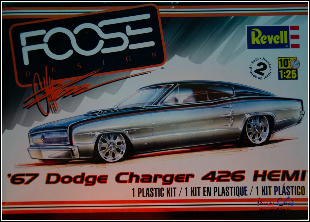 '67 Dodge Charger 426 HEMI  _bch7127