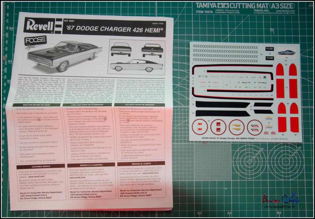 '67 Dodge Charger 426 HEMI  _bch7132