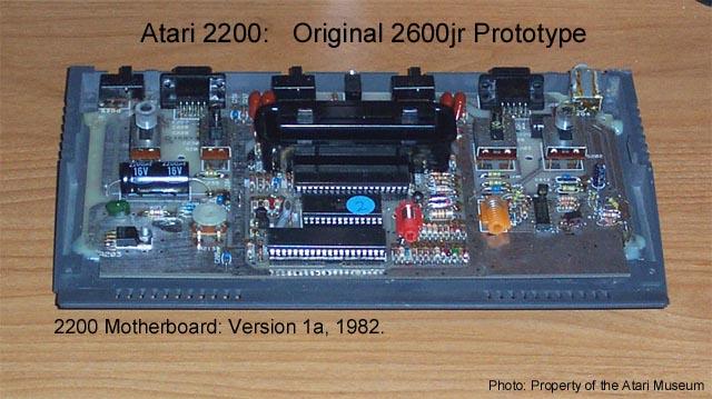 Les prototypes 2200-i10
