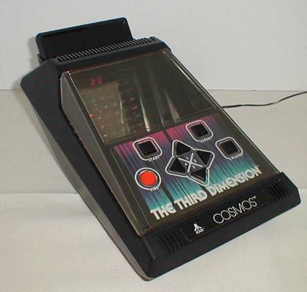 Les prototypes Atari-10