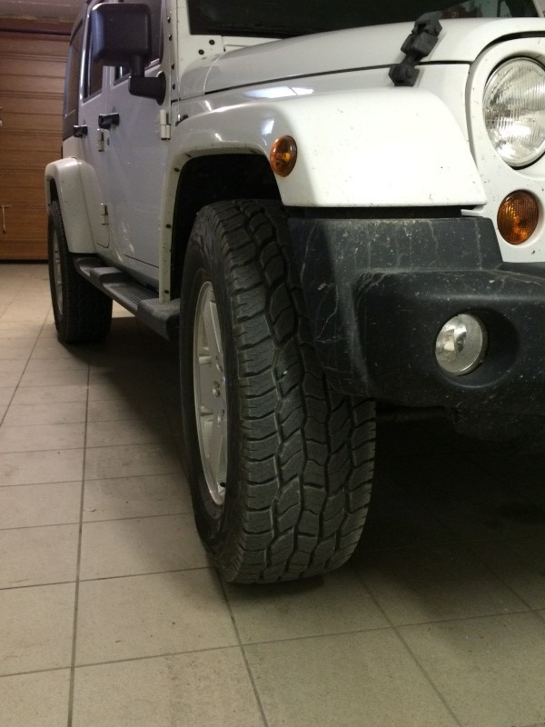 Gomme Cooper A/T3 - Pagina 4 Img_2810