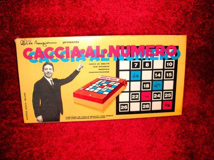 gioco in scatola CACCIA AL NUMERO Caccia10