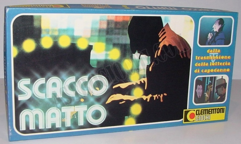 cerco gioco in scatola SCACCO MATTO Scacco11