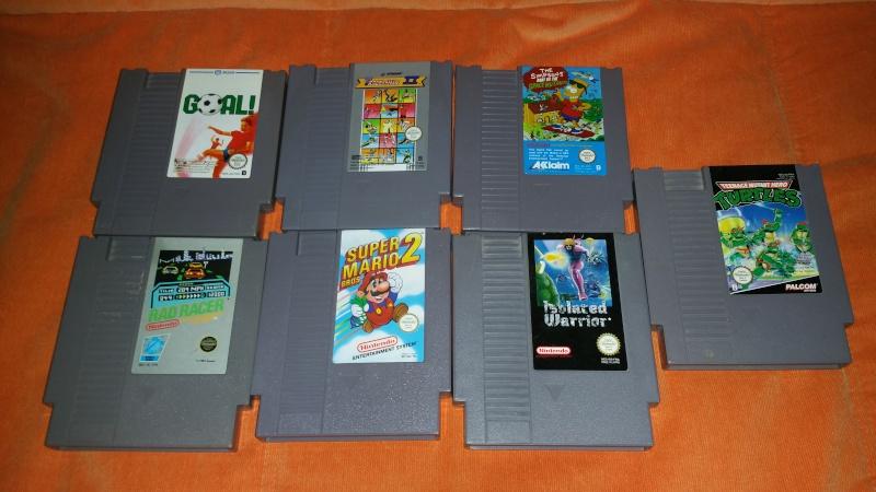 Le Grenier Nintendo de Jimpqfly (sans la poussière) 20150812