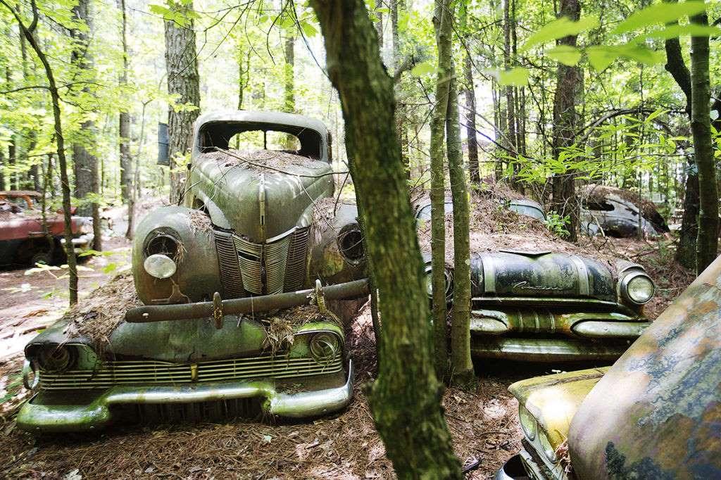 Old Car City B310